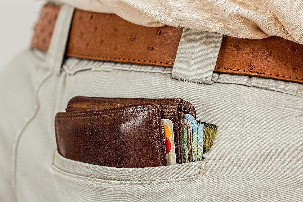 šetření do peněženky