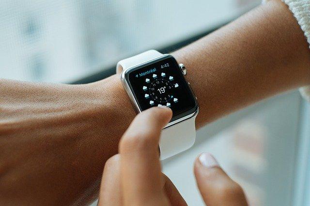 Fuknce chytrých hodinek