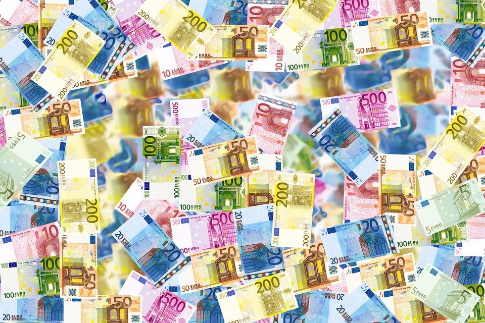 bankovky eurovky