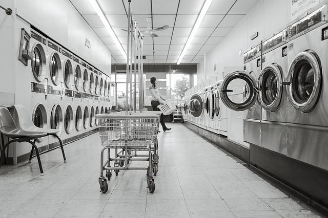 velká prádelna